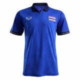 Grand Sportเสื้อกีฬาฟุตบอล Sea Games 2017 ชุดแชมป์ สีน้ำเงิน เป็นต้นฉบับ
