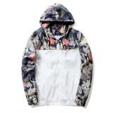 ซื้อ Grandwish Hoodies บางคนการพิมพ์ลายเสื้อแจ๊กเก็ต M 4Xl ขาว ถูก จีน