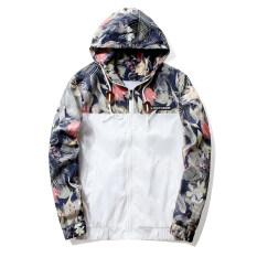 ส่วนลด สินค้า Grandwish Hoodies บางคนการพิมพ์ลายเสื้อแจ๊กเก็ต M 4Xl ขาว