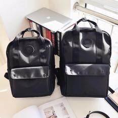 โปรโมชั่น Guc กระเป๋าเป้ใส่โน๊ทบุ๊ค15 6 กันน้ำ ดำ M