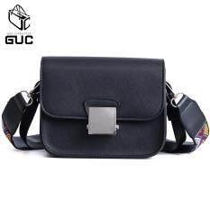 ราคา Guc Premier กระเป๋าสะพายข้างและถือ Guc P145 Guc ใหม่