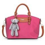 ซื้อ Guc Premierกระเป๋าสะพายข้างและถือChoel ชมพู ออนไลน์ Thailand