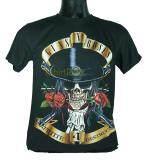 ขาย เสื้อวง Guns N Roses เสื้อยืดวงดนตรีร็อค เสื้อร็อค Gun829 ส่งจาก กทม Unbranded Generic เป็นต้นฉบับ