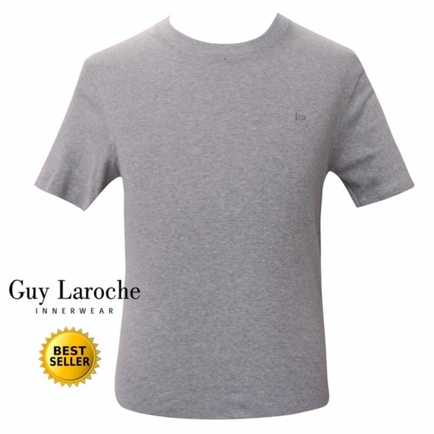 พบกับ Guy Laroche เสื้อยืดชายสีเทา (JVU2423) สินค้าใหม่ สินค้าดี ไม่มีที่ไหน ✓ขายด่วนตอนนี้กำลังลดราคา   Mens Casual Tops