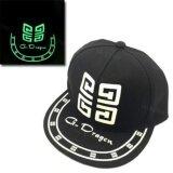 ขาย ซื้อ ออนไลน์ H Echo Gd Vip Fluorescent Baseball Cap Hat Peaceminusone Bigbang Fashion Adjustable Hip Hop Cotton Intl