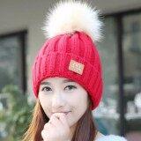 ราคา หมวกไหมพรม บุขนนุ่มด้านใน หมวกไหมพรมกันหนาว หมวกกันหนาว Ha02 ใหม่