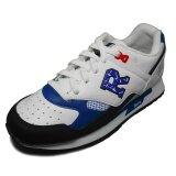 ราคา ราคาถูกที่สุด Hara Sports รองเท้าผ้าใบ ผู้ชาย ผู้หญิง รุ่น J81 สีขาว น้ำเงิน