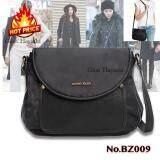 โปรโมชั่น Hayashi กระเป๋าถือ กระเป๋า กระเป๋าสะพายข้าง กระเป๋าสะพายไหล่ กระเป๋าแฟชั่น รุ่น No Bz009 Size 30 X 20 X 10 Cm สีดำ กรุงเทพมหานคร