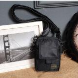 ราคา กระเป๋าสะพายข้างสำหรับใส่มือถือของผู้ชาย ยี่ห้อHead Porter สีดำ สีดำ Unbranded Generic เป็นต้นฉบับ