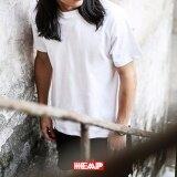 ความคิดเห็น เสื้อยืดเนื้อดี Heap รุ่นTs02 สีขาว ผ้าฝ้าย 100 Cotton สีไม่ตก ไม่ย้วย