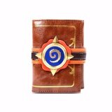 ซื้อ Hearthstone 3D Logo Wallet Hearth Of The Stone Wallet Three Folds Genuine Leather Wallet Intl ใหม่ล่าสุด
