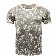 ขาย Hequ อำพรางเสื้อยืดผู้ชายระบายอากาศได้ยุทธวิธีเสื้อยืดทหาร Camo ค่าย Tees เสื้อ H01 นานาชาติ Hequ เป็นต้นฉบับ