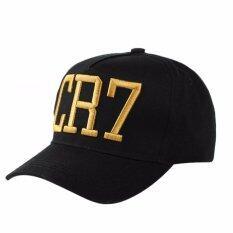 ซื้อ Hequ Newest Style Cristiano Ronaldo Cr7 Hats Baseball Caps Hip Hop Caps Sports Snapback Football Hats For Chic Style Black Intl Hequ ถูก