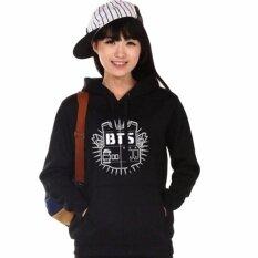 ขาย Hequ ผู้หญิง Hoodie เสื้อผ้า Hoody เสื้อ Bts เสื้อผู้หญิงแขนยาวฮู้ดดำ นานาชาติ Hequ ใน ฮ่องกง