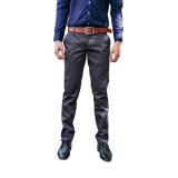 ซื้อ Hi Class กางเกงขายาว ทรงกระบอกเล็ก Slim สีเทาเข้ม Satin สแปนเด๊กซ์ Hi Class ถูก