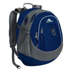 ราคา High Sierra Backpacks Model Fat Boy Navy Charcoal High Sierra ใหม่