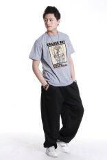 ราคา สไตล์ Hiphop ฮิปฮอปขนาดใหญ่กางเกงลำลองกางเกงกีฬา สีดำ ออนไลน์ ฮ่องกง