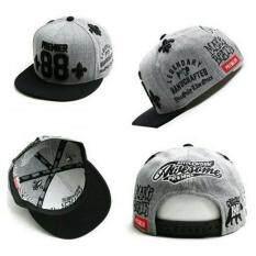 ขาย ซื้อ ออนไลน์ หมวกแก๊ป 88 Premier เทา