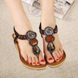 ขาย ซื้อ Hot Fashion Women Sandals Flatform Shoes Bohemia Summer Casual Wedge Flip Flops แองโกลา