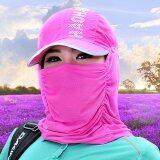 ขาย Hot Item Fashion Summer Uv Protection หมวกผ้าคลุมกันแดดแฟชั่นคุณภาพสูง Pink Hot Item เป็นต้นฉบับ