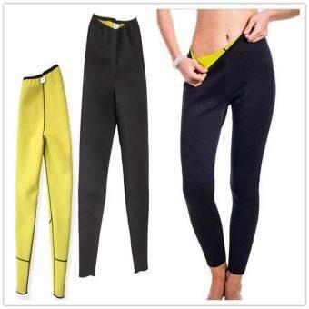 985554eb5a04a Hot Neoprene Body Hot Shaper Pants Women Yoga Slimming Slim Sweat Thermo  Sauna Shorts C599 -