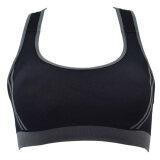 ซื้อ Hotdeal Over Light Sport Bra เสื้อชั้นใน สปอร์ตบรา กระชับ เบาสบาย สีดำ กรุงเทพมหานคร
