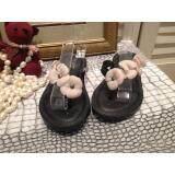 ขาย Hpb รองเท้าแตะยางนิ่ม ดอกสีชมพู Unbranded Generic ออนไลน์