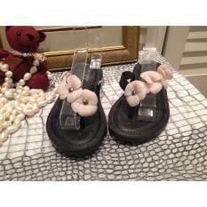 ขาย Hpb รองเท้าแตะยางนิ่ม ดอกสีชมพู Unbranded Generic เป็นต้นฉบับ