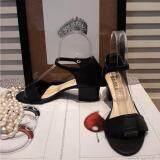 ส่วนลด Hpb รองเท้าผู้หญิงส้นสูง หนัง Pu สีดำ กรุงเทพมหานคร