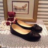 Hpb รองเท้าแฟชั่นผู้หญิง คัชชูโบว์ สีดำ Unbranded Generic ถูก ใน กรุงเทพมหานคร