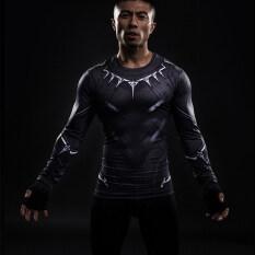 ส่วนลด เสื้อรัดรูปผู้ชายสำหรับเล่นกีฬา แห้งเร็ว แพนเทอร์ Jsyc008 แพนเทอร์ Jsyc008 Other ฮ่องกง