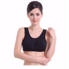 ราคา Indy Style เสื้อชั้นในกระชับสัดส่วน ชุดชั้นในกระชับสัดส่วน เสื้อออกกำลังกาย สีดำ Slimming Underwear ราคาถูกที่สุด