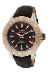 ซื้อ Invicta Pro Driver Men Watch Black Color Leather Strap Model 12616 ออนไลน์ ไทย