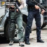 ราคา Ix9 Sector Seven Sector 7 การเกงเดินป่า การเกงยุทธวิธี กางเกงทหาร สีกากี Sector Seven