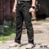ราคา กางเกงขายาว กันน้ำ กางเกงใส่เดินป่า ท่องเที่ยว รุ่น Ix9C สีดำ ใหม่ล่าสุด