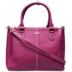 ราคา Jacob International กระเป๋าสะพาย รุ่น V4248 Purple Jacob International ใหม่