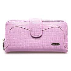 ขาย ซื้อ Jacob International กระเป๋าสตางค์ รุ่น V31954 สีม่วง