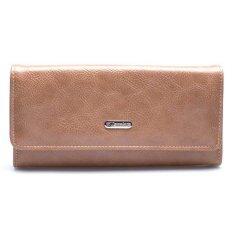 ราคา Jacob International กระเป๋าสตางค์ รุ่น V31960 Brown ที่สุด