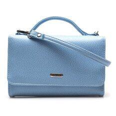 ขาย Jacob International กระเป๋าสตางค์ รุ่น V32003 Blue Jacob International ใน ไทย