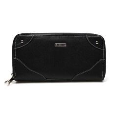 Jacob International กระเป๋าสตางค์ รุ่น V32018 Black เป็นต้นฉบับ