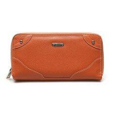 ซื้อ Jacob International กระเป๋าสตางค์ รุ่น V32018 Brown ออนไลน์
