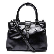 ซื้อ Jacob International กระเป๋าถือ รุ่น V4184 สีดำ Jacob International
