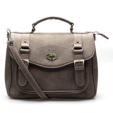 ขาย Jacob International กระเป๋าผู้หญิง รุ่น V4227 Grey ถูก ใน ไทย