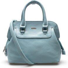 ราคา ราคาถูกที่สุด Jacob International กระเป๋าผู้หญิง รุ่น V4230 Blue