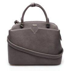 ส่วนลด Jacob International กระเป๋าถือ รุ่น V4273 Grey Jacob International