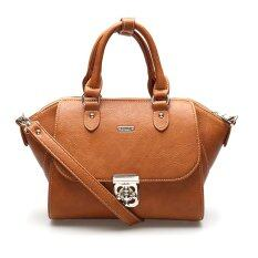 ราคา Jacob International กระเป๋าถือ รุ่น V4288 Brown ใหม่