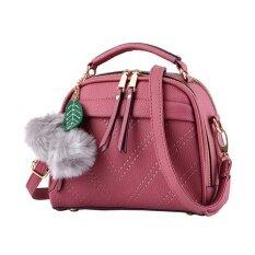 ขาย Jaxuzha World® Women S Handbag Pu Leather Shoulder Bag Ladies Satchel Tote Purse Bags Intl Louis Will ออนไลน์