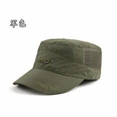 ขาย Jeep Special Offer Counter Genuine Copper Standard Outdoor Leisure Unisex Hat Cap Baseball Cap Intl ถูก ใน สมุทรปราการ