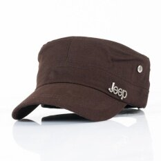 ราคา Jeep Special Offer Counter Genuine Copper Standard Outdoor Leisure Unisex Hat Cap Intl ใหม่