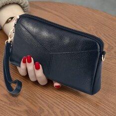 ขาย Messenger ง่ายผู้หญิงกระเป๋าใหม่นางสาวไหล่ 189 สีดำ ถูก